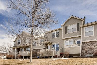 Littleton Condo/Townhouse Under Contract: 346 West Jamison Place #69