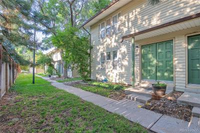 Aurora Condo/Townhouse Active: 1985 South Oakland Way