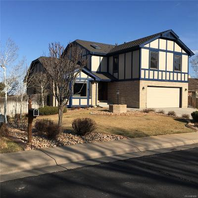 Arvada Single Family Home Under Contract: 7360 Dover Street