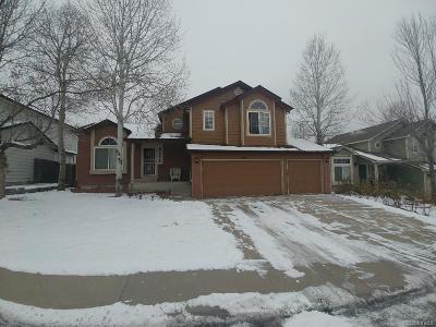 Centennial Single Family Home Active: 5275 South Danube Street