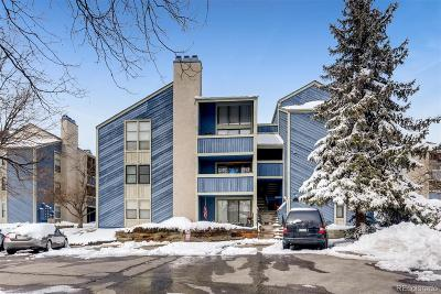 Aurora Condo/Townhouse Under Contract: 14076 East Stanford Circle #G11