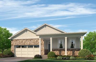 Castle Rock Single Family Home Active: 5856 Echo Park Circle