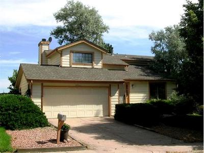 Single Family Home Sold: 3521 South Richfield Circle
