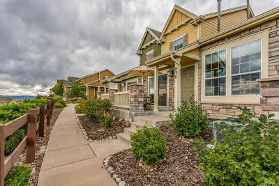 Castle Rock Condo/Townhouse Under Contract: 630 Hanging Rock Place