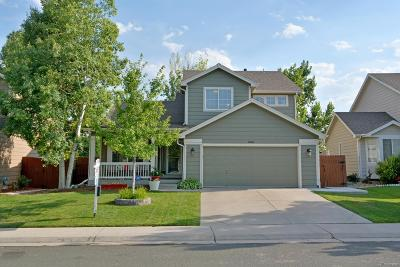 Thornton Single Family Home Active: 2660 East 132nd Avenue