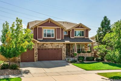 Aurora Single Family Home Active: 24620 East Berry Place