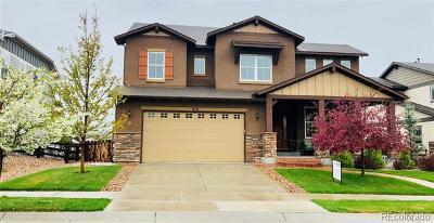 Erie Single Family Home Active: 674 Fossil Bed Circle