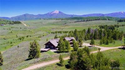 Routt County Single Family Home Active: 23800 Crane Lane