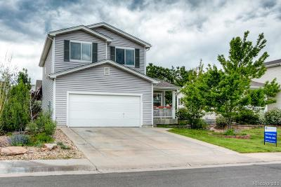 Littleton Single Family Home Under Contract: 7755 Mule Deer Place