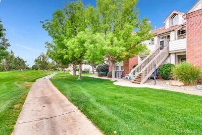 Littleton Condo/Townhouse Under Contract: 3026 West Prentice Avenue #E