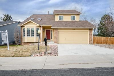Westminster Single Family Home Active: 11806 Wyandot Circle
