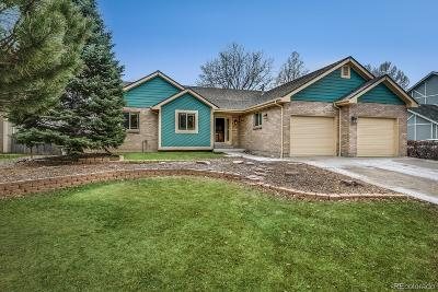 Broomfield Single Family Home Under Contract: 1172 Aberdeen Drive