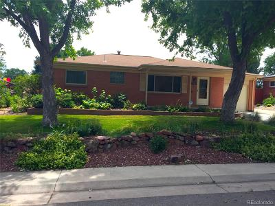 Englewood Single Family Home Under Contract: 3210 West Layton Avenue