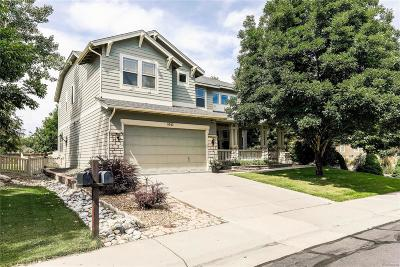 Arvada Single Family Home Under Contract: 6045 Devinney Court