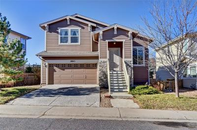 Highlands Ranch Single Family Home Active: 10845 Towerbridge Road