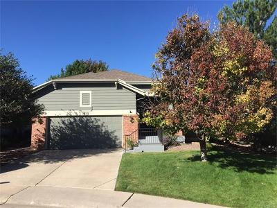 Castle Pines Single Family Home Sold: 7453 Snow Lily Place