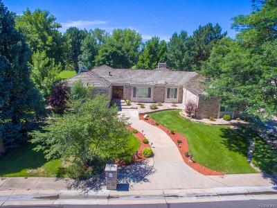 Littleton Single Family Home Under Contract: 30 Niblick Lane