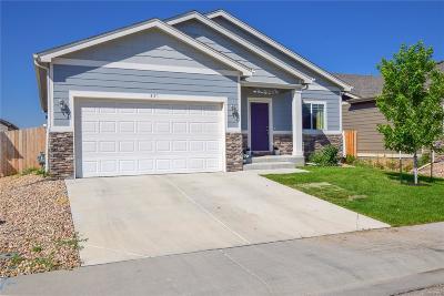 Milliken Single Family Home Active: 851 Village Drive