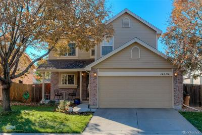 Broomfield Single Family Home Under Contract: 12775 Elm Lane