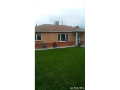 Thornton Single Family Home Active: 9236 Myrna Place