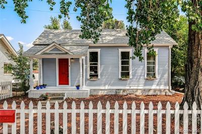Single Family Home Active: 1448 Depew Street