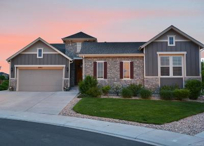 Broomfield Single Family Home Active: 14971 Blue Jay Court