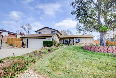 Longmont Single Family Home Under Contract: 6 Cornell Drive