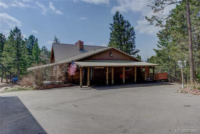 Conifer Single Family Home Active: 30262 Kings Valley East