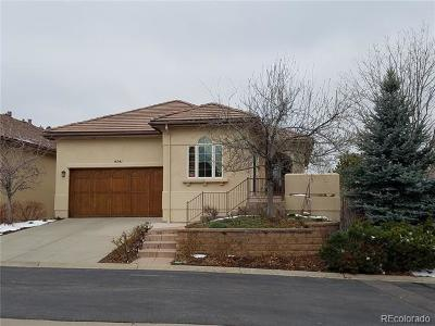 Arapahoe County Single Family Home Active: 4741 South Atchison Court