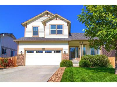 Longmont Single Family Home Under Contract: 1855 Trevor Circle