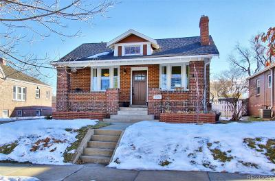 Single Family Home Sold: 4570 Hooker Street