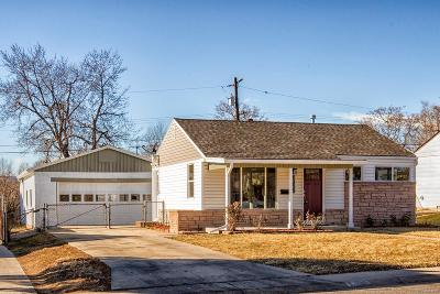 Denver Single Family Home Active: 1355 South Meade Street