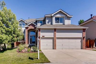 Arapahoe County Single Family Home Active: 18083 East Alamo Drive