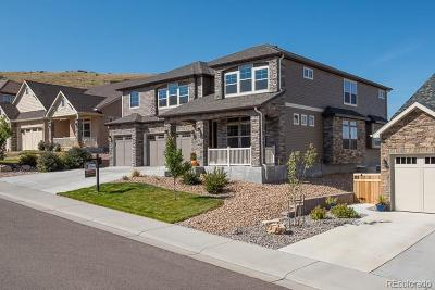 Castle Rock Single Family Home Active: 4119 Marblehead Place