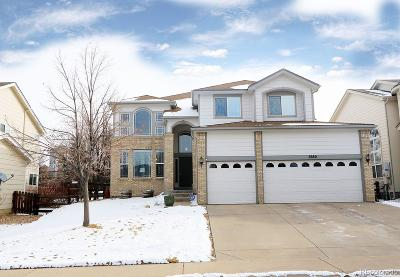 Littleton Single Family Home Under Contract: 7680 Crystal Lake Court