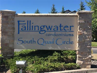 Littleton Condo/Townhouse Active: 7432 South Quail Circle #1835