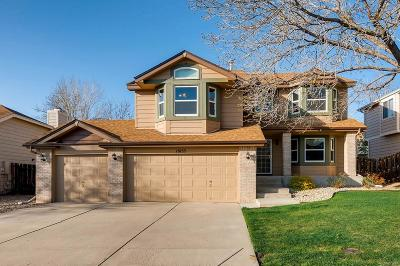 Aurora Single Family Home Under Contract: 18155 East Baker Place
