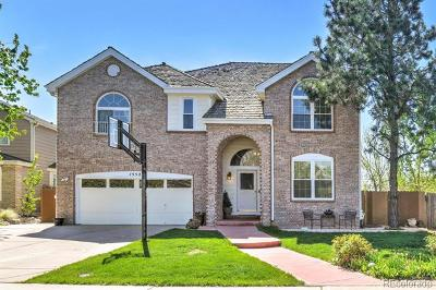 Hunters Glen Single Family Home Active: 1552 East 130th Court
