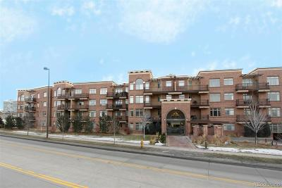 Cherry Creek, Cherry Creek East, Cherry Creek North, Cherry Creek South, Clayton Lane Condo/Townhouse Active: 2700 East Cherry Creek South Drive #202