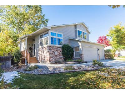 Littleton Single Family Home Under Contract: 5607 South Simms Way