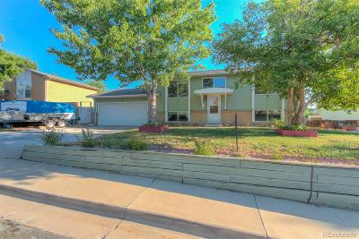 Denver Single Family Home Active: 261 Del Norte Street