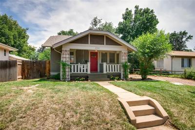 Englewood Single Family Home Active: 3210 South Washington Street