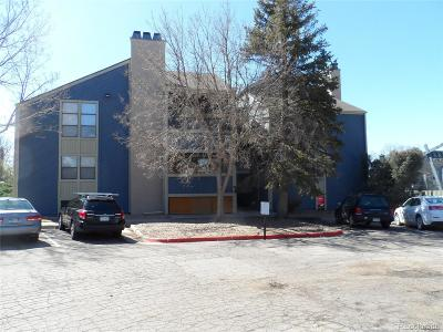 Aurora Condo/Townhouse Active: 14026 East Stanford Circle #J07