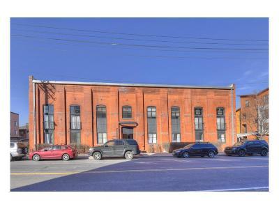 Denver Condo/Townhouse Active: 3225 Blake Street #12
