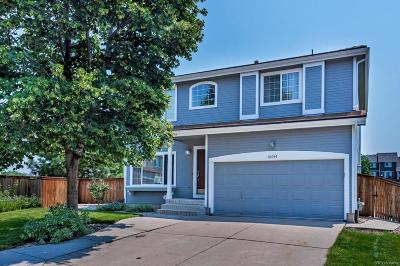 Highlands Ranch Single Family Home Active: 10044 Savannah Sparrow Court