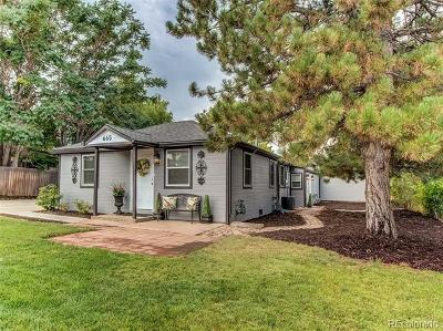 Golden Single Family Home Active: 665 Juniper Street