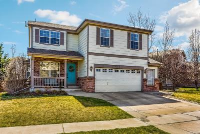 Broomfield Single Family Home Active: 4550 Nelson Drive
