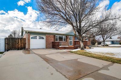 Aurora CO Single Family Home Active: $385,000