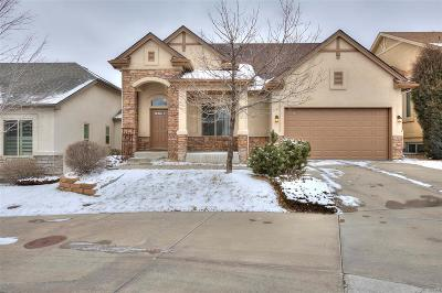 Arvada Single Family Home Active: 6189 Reed Way