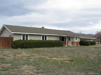Salida Single Family Home Active: 8100 County Road 141 B